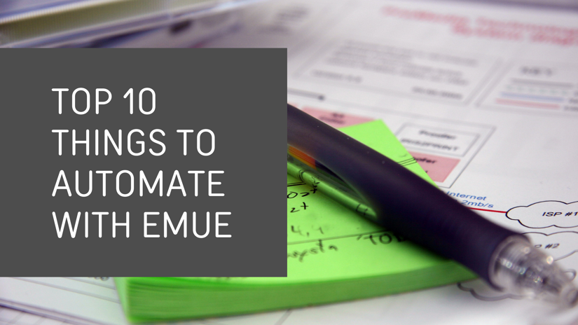 top 10 things to do with emue